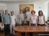 Θεσσαλονίκη 23.8.2019 Υπογραφή σύμβασης για το έργο «Αντικατάσταση ιστών, φωτιστικών και δικτύου φωτισμού στα πάρκα του ΑΠΘ»