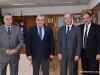 Θεσσαλονίκη 27.1.2020 Συνάντηση του Πρύτανη του ΑΠΘ με τον Πρέσβη του Ισραήλ στην Ελλάδα, Γιόσι Αμράνι