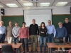 Θεσσαλονίκη 10.11.2018 1η Σύνοδος Προέδρων των Τμημάτων Μαθηματικών  των Ελληνικών Πανεπιστημίων