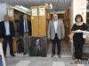 Θεσσαλονίκη 10-6-2020 Πολύτιμα τεκμήρια της συλλογής του Ντίνου Χριστιανόπουλου παρουσιάστηκαν στη Βιβλιοθήκη του ΑΠΘ