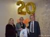 Θεσσαλονίκη 19.11.2018 Το Γραφείο Διασύνδεσης, Σπουδών και Σταδιοδρομίας του ΑΠΘ  γιορτάζει τα 20 χρόνια λειτουργίας του και διοργανώνει ένα τετραήμερο εκδηλώσεων  για φοιτητές και νέους αποφοίτους