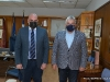 Θεσσαλονίκη 9.9.2021 Συνάντηση του Πρύτανη του ΑΠΘ με τον Γενικό Πρόξενο της Γεωργίας στη Θεσσαλονίκη