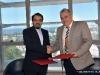 Θεσσαλονίκη 19-6-2020 Μνημόνιο Επιστημονικής και Πολιτιστικής Συνεργασίας μεταξύ ΑΠΘ και Μορφωτικού Κέντρου Ιρανικής Πρεσβείας στην Αθήνα