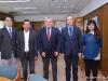 Θεσσαλονίκη 16.10.2019 Συνάντηση του Πρύτανη του ΑΠΘ με αντιπροσωπεία από το  Πανεπιστήμιο National Tsing Hua της Tαϊβάν