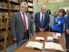 Θεσσαλονίκη 8.10.2019  Εγκαινιάστηκε η ενοποιημένη βιβλιοθήκη της Σχολής Οικονομικών & Πολιτικών Επιστημών του ΑΠΘ