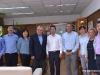 Θεσσαλονίκη 11.10.2019  Με εξαμελή αντιπροσωπεία της επαρχίας Σετσουάν της Κίνας συναντήθηκε σήμερα, Παρασκευή 11 Οκτωβρίου 2019, ο Πρύτανης του ΑΠΘ, στην πρυτανεία.