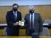 Θεσσαλονίκη 18.9.2020 Ο Αντιπρόεδρος της Ευρωπαϊκής Επιτροπής Μαργαρίτης Σχοινάς στο Αριστοτέλειο Πανεπιστήμιο